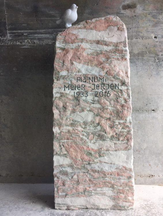 Grabstein Nordisch Marmor