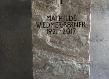 Grabstein Palisandro Bruchroh