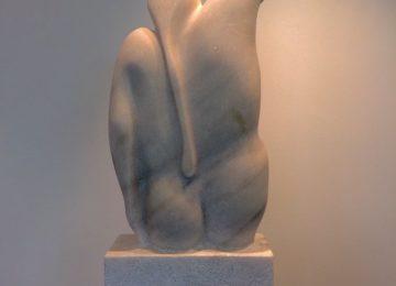 Torso Rosa Marmor