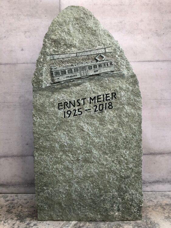 Bremgarter Zähni in Relief